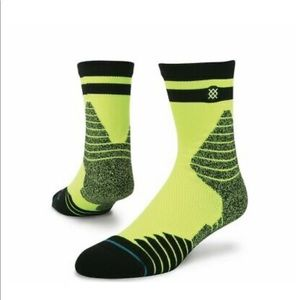 (2) NWT Stance Fusion 359 Basketball Volt Socks
